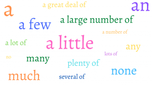 Countable and Uncountable Quantifiers