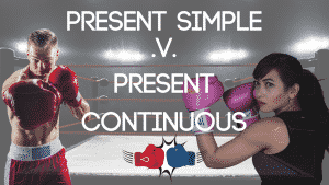 Present Simple v Present Continuous