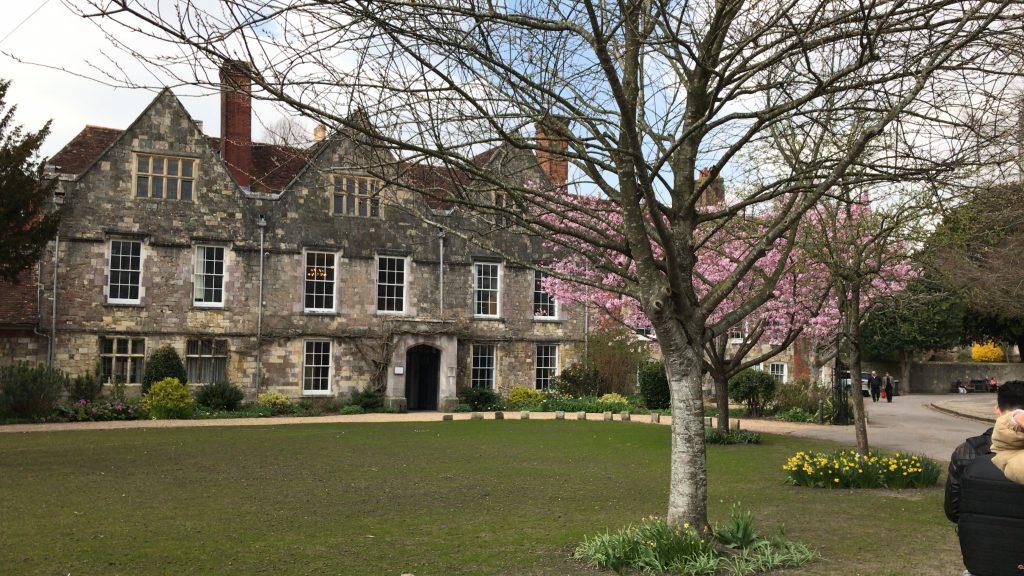 Winchester Garden