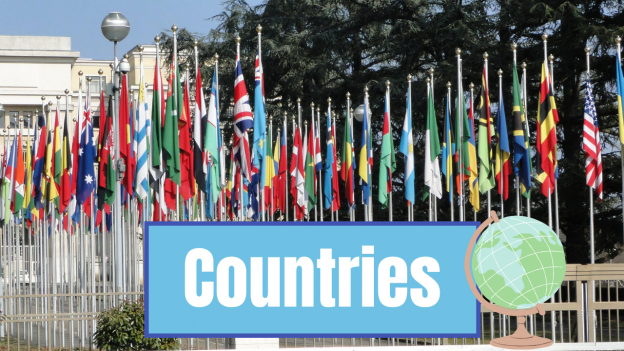 Countries Course Image