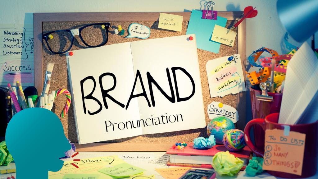 Brand Names Pronunciation Course Image