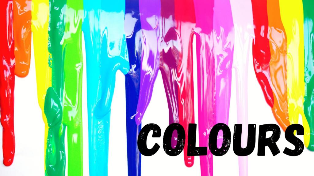 Colours Course Image