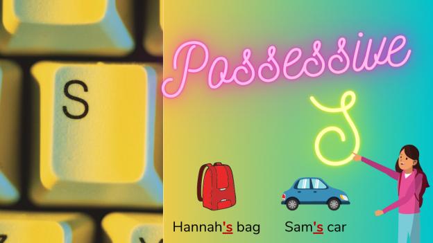 Possessive S Course Image