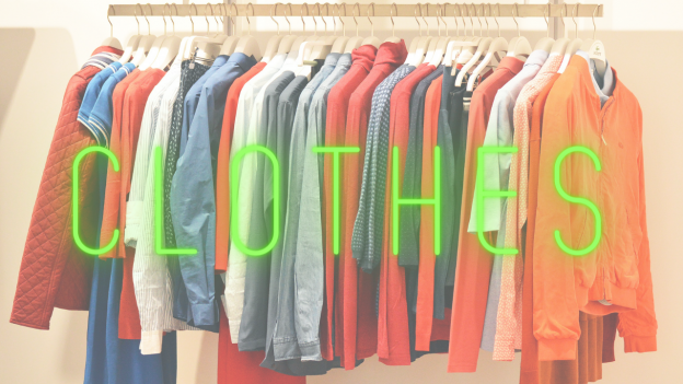 Clothes Course Image