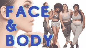 Face and Body Course Images