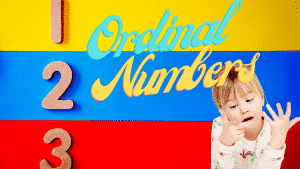 Ordinal Numbers Course Image