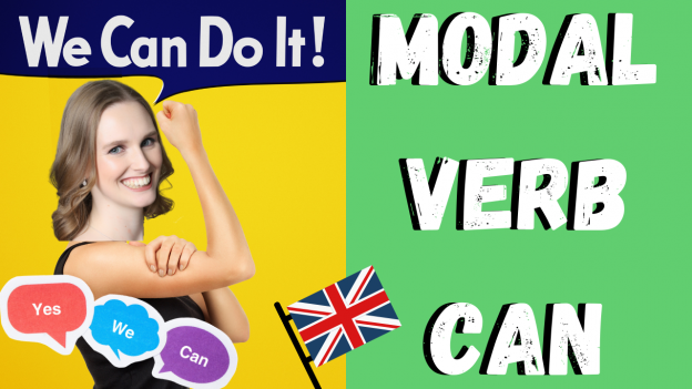 Modal Verb Can Course Image