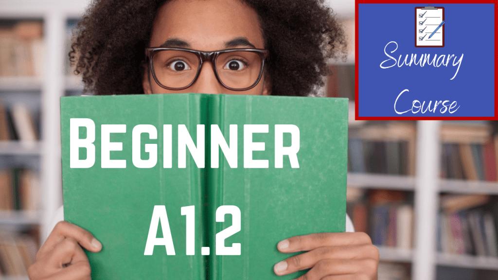 BeginnerA1.2 Course Image