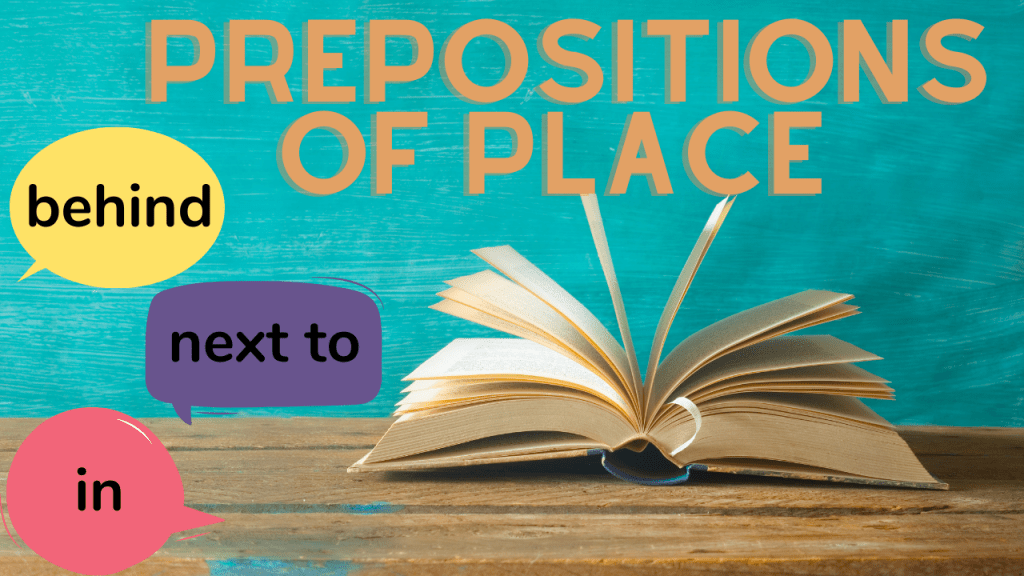 Prepositions of Place Course Image