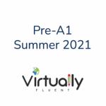 Group logo of Pre-A1 Academy (Summer Semester) GROUP 1