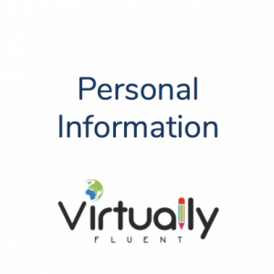 Group logo of Personal Information